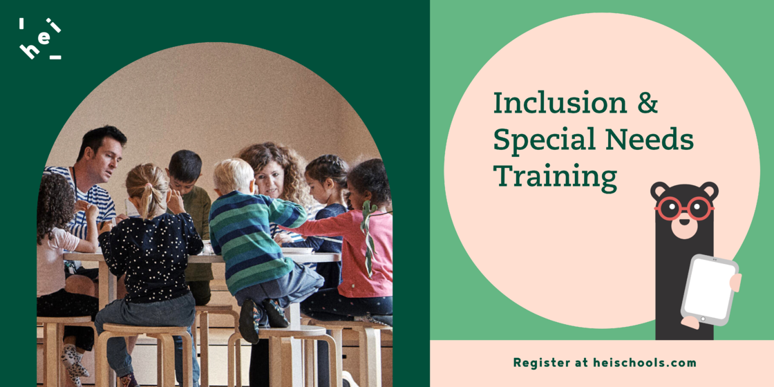 inclusion and special needs training